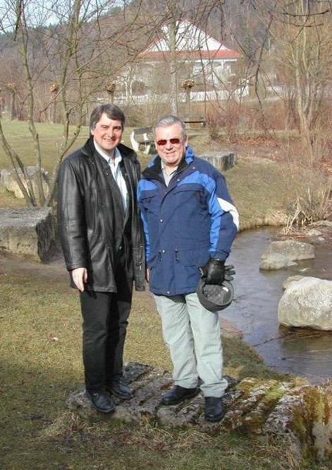 Mit Karl Heinz Müller